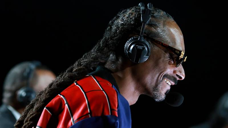 Snoop Dogg's Commentary Made Him The Real Star Of Mike Tyson Vs Roy Jones Jr