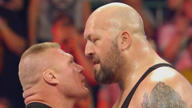 WWE Star Brock Lesnar Remembers The Time Big Show Pooed On Him