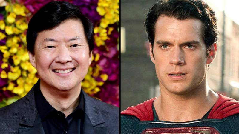 Ken Jeong Is Ready To Take Over Henry Cavill's Role As Superman