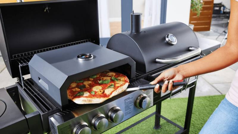 Aldi Is Bringing Back Its £40 Barbecue Pizza Ovens