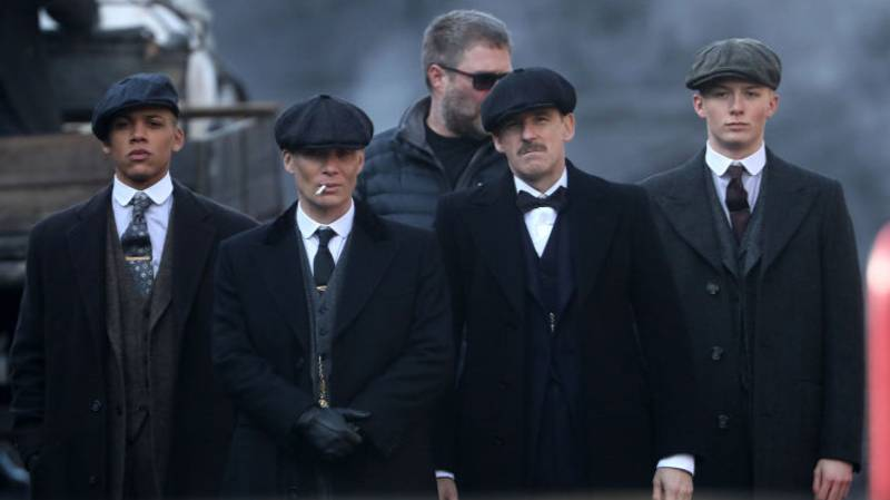 There's An Official Peaky Blinders Tour For Those Waiting For Season 5