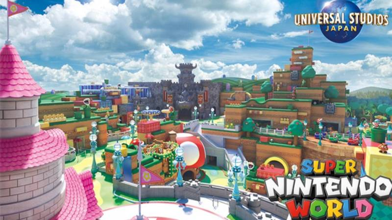 Universal Studios Japan Confirms Super Nintendo World Will Open In Early 2021