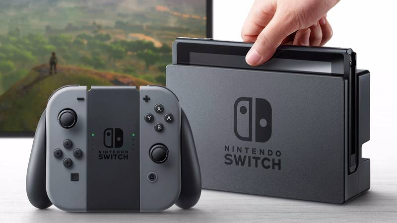 Here's What We Know About The Nintendo Switch