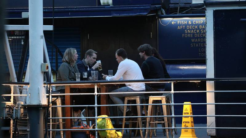 Pubs Without Beer Gardens Will Be Allowed To Use Car Parks And Terraces From 12 April