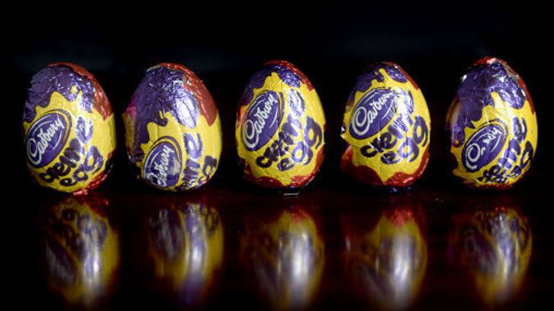 How To Find White Creme Eggs Without Opening Them