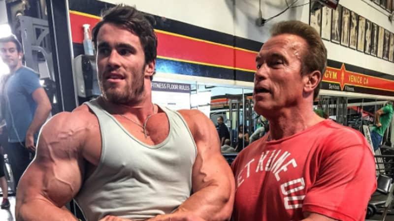 Aussie Bodybuilder Calum Von Moger Will Play Young Arnold Schwarzenegger In 'Bigger'