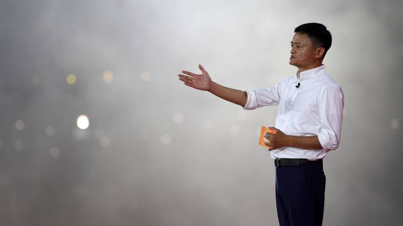 Chinese Tech Billionaire Jack Ma Disappears From Own TV Show After Criticising Authorities