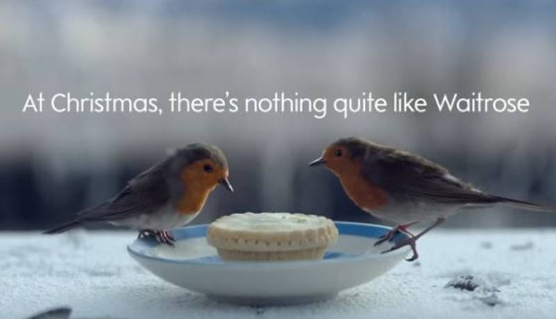 Waitrose Has Changed Its Tactics For This Year's Christmas Ad