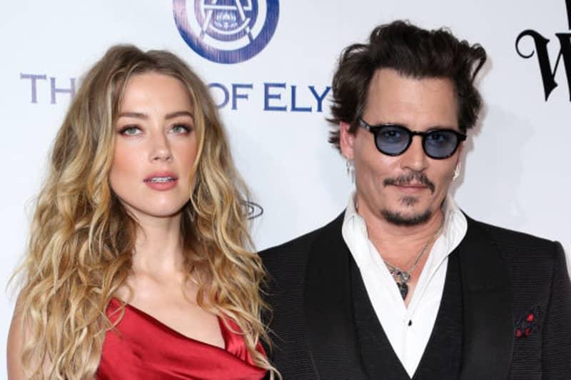Alleged Wife Beater Johnny Depp Brands Amber Heard 'Scum'