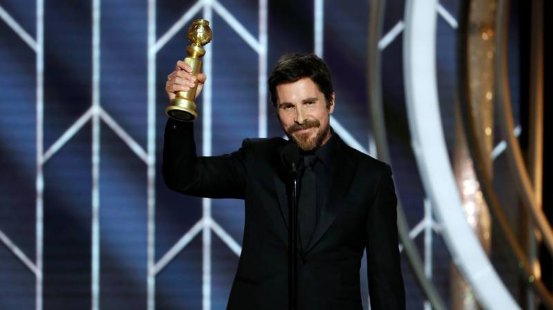​Christian Bale's English Accent Surprised A Lot Of Golden Globes Viewers