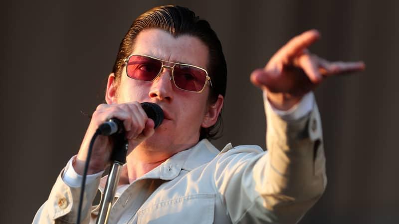 Arctic Monkeys' Alex Turner Has Shaved His Head