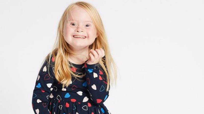 Marks & Spencer Releases Clothing Line Specifically For Kids With Disabilities