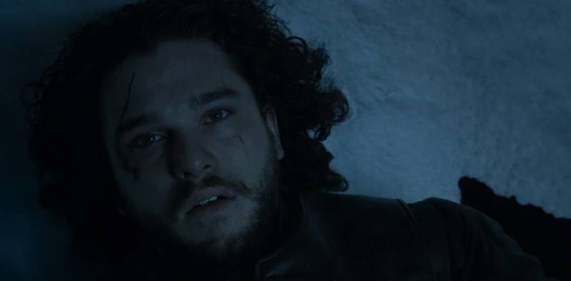 Jon Snow Apologises To Fans After Latest Episode Of 'Game Of Thrones'