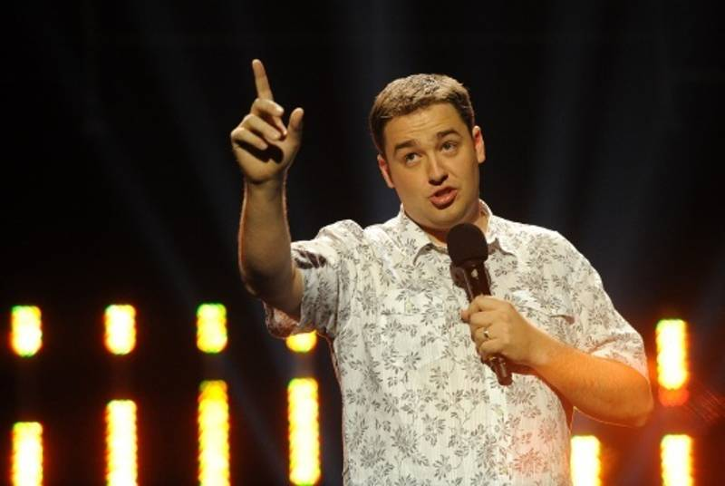 Jason Manford Explains What An STD Is To His Daughter