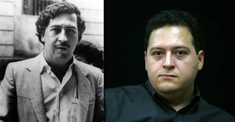 Pablo Escobar's Son Reckons He Knows How His Dad Actually Died