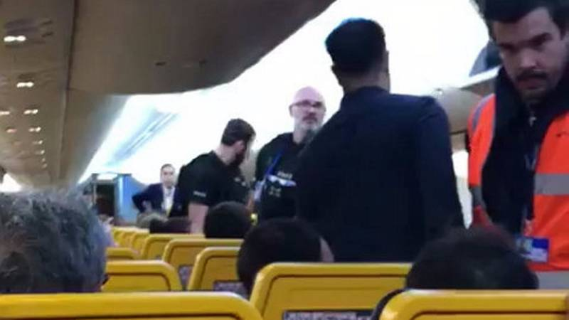 Ryanair Passenger Thrown Off Plane At Stansted For Having No Boarding Pass
