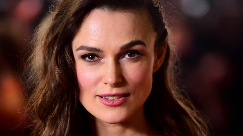 Keira Knightley Says She Won't Do Sex Scenes Directed By Men