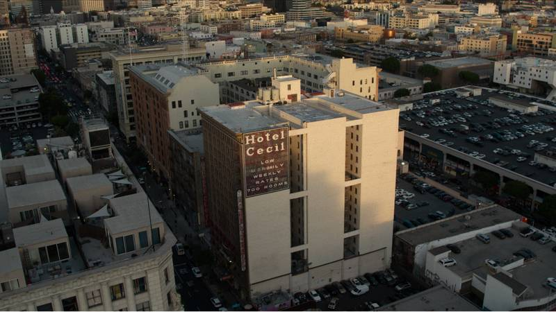 Crime Scene: The Vanishing at the Cecil Hotel Lands On Netflix Today