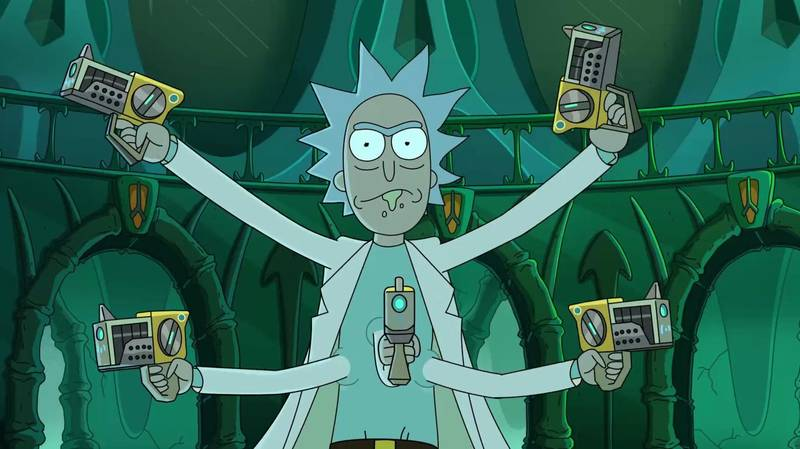 Rick And Morty Season Four Part Two Will Start On Netflix Australia From May 6