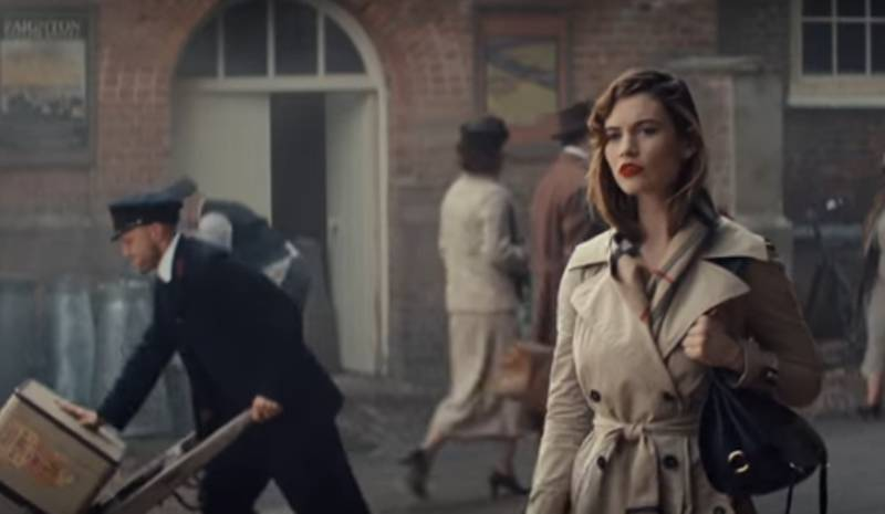 Burberry Spent Ten Million Quid On Its Christmas Advert