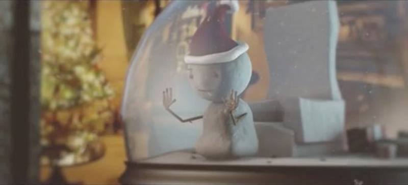 The Guy Who Created The Fake 'John Lewis' Advert Has Been Offered A Job