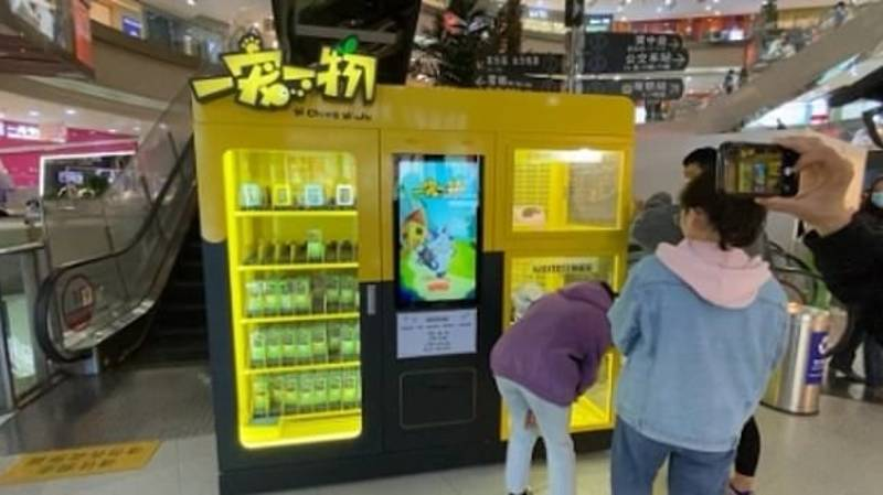 Kittens And Puppies Offered As Prizes In Chinese Gaming Machine