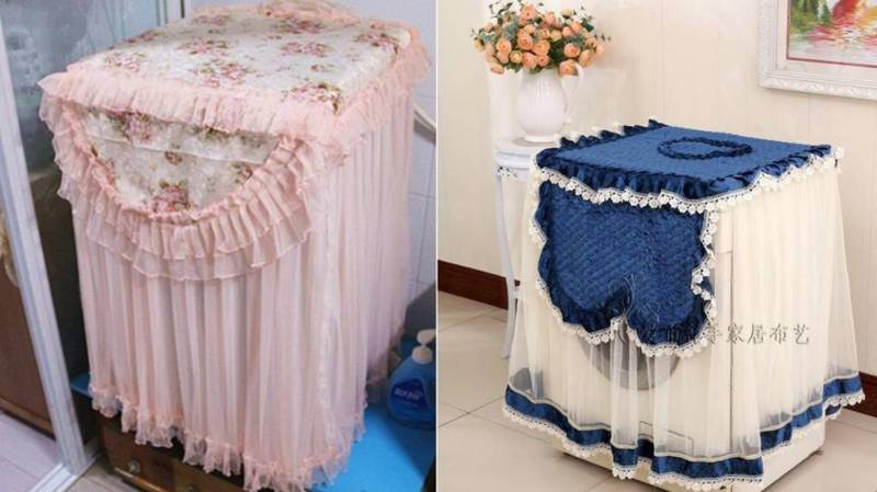 You Can Now Buy Dresses For Your Washing Machine