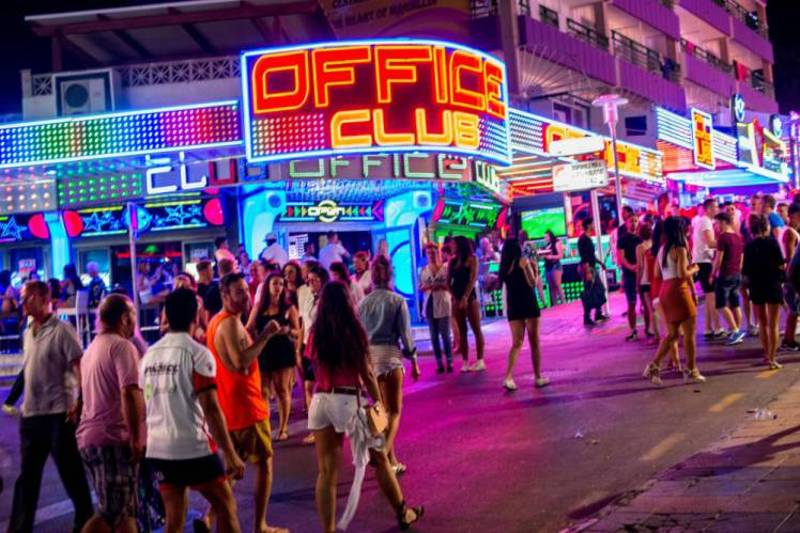 The Number Of People Contracting Chlamydia In Magaluf Is Rapidly Increasing