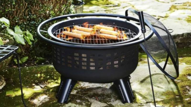 Aldi Australia Is Serving Up A Fire Pit For Less Than $100
