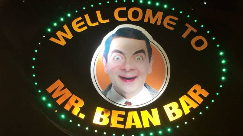 There's A 'Mr Bean'-Themed Bar In Vietnam And It Sounds Seriously Weird