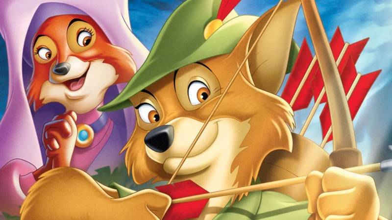 Animated Robin Hood Movie To Get A Live-Action Remake For Disney+