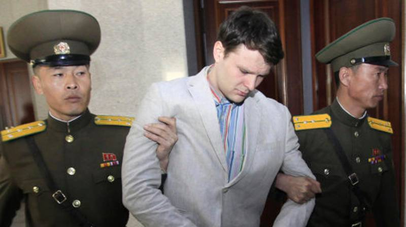 North Korea Deny Torturing Otto Warmbier In Their First Response To His Death
