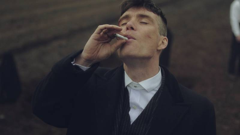 Cillian Murphy Explains Why He Never Eats In 'Peaky Blinders'