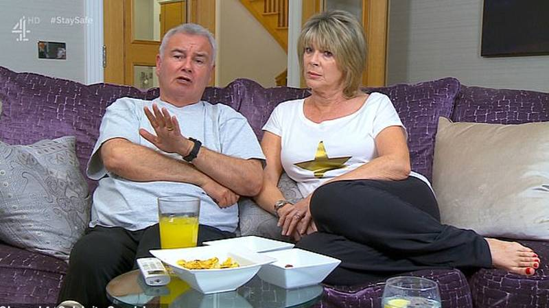 Eamonn Holmes 'Hurt Beyond Belief' By Celebrity Gogglebox's 'Idiotic And Cruel Edit'