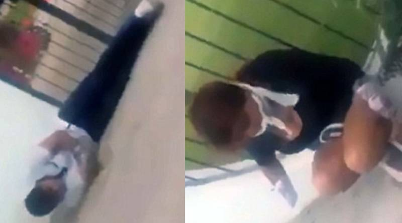Brutal Video Shows Thieves With Hands Severed By 'Vigilante Justice' Group