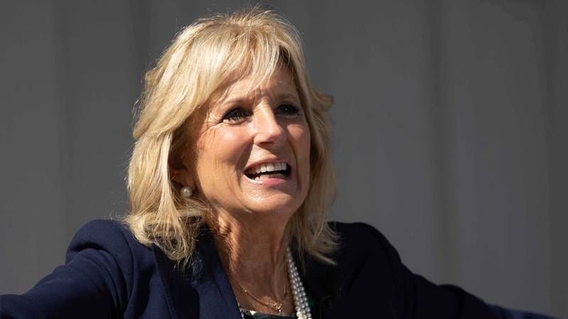 First Lady Dr Jill Biden Will Continue With Her Full-Time Teaching Job