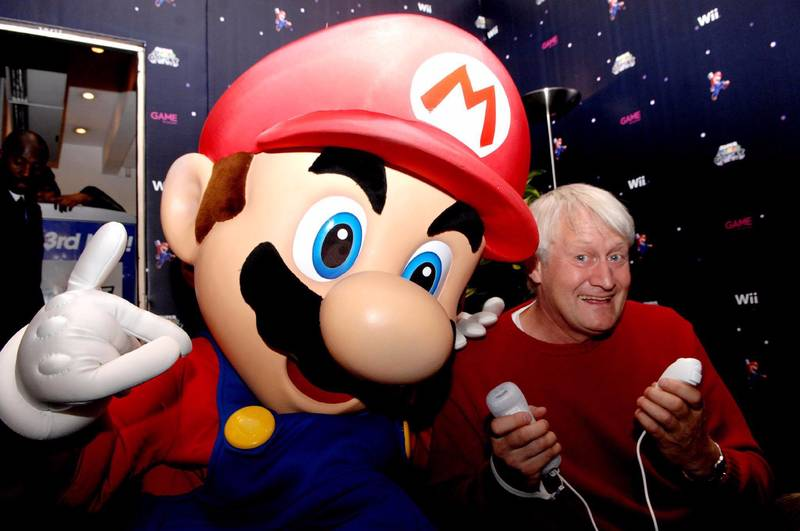 Apparently Mario Is No Longer A Plumber And Now We're Confused