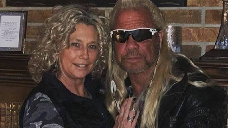 Dog The Bounty Hunter Is Engaged To Francie Frane 11 Months After Wife's Death