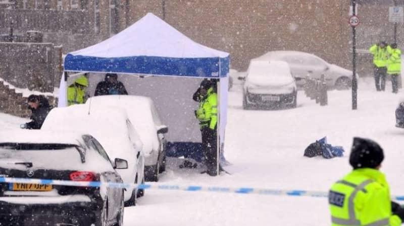Pensioner Found Dead Underneath Car In Blizzard Conditions