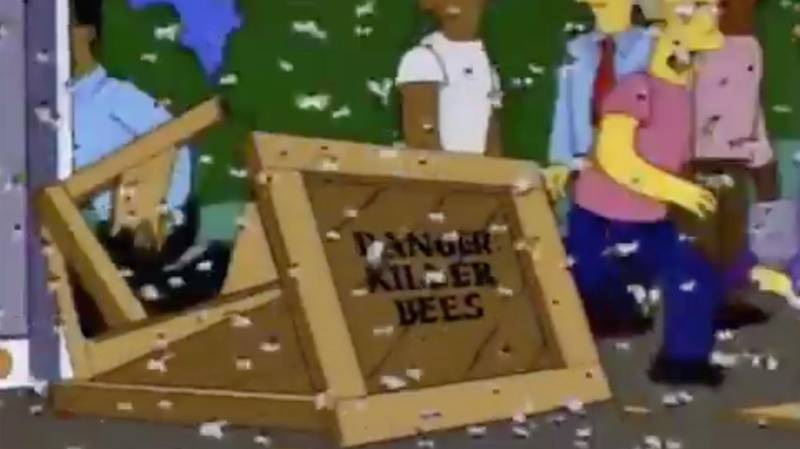 Simpsons Writer Jokes That The Show Did Predict Future