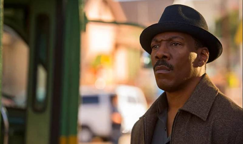 Eddie Murphy Gets Serious In His New Movie 'Mr. Church'