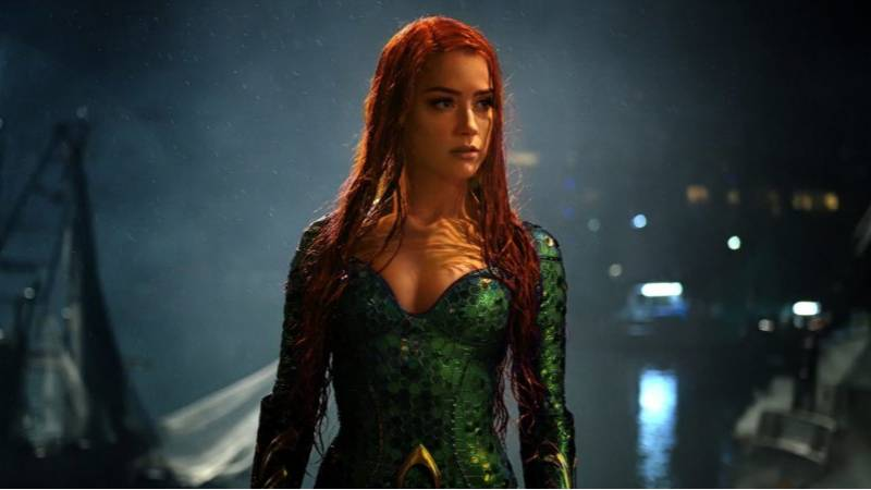 Rumours Of Amber Heard Being Fired From Aquaman 2 'Inaccurate'