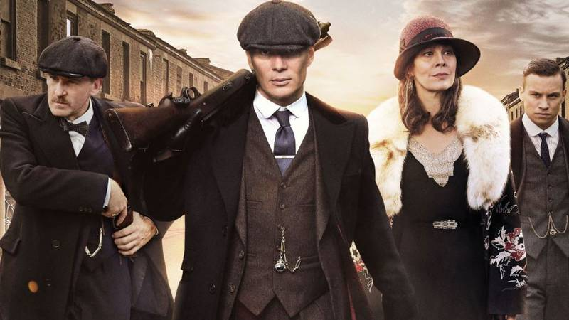 Paul Anderson Shares Behind-The-Scenes Pics From New Series Of 'Peaky Blinders'