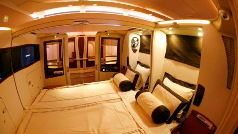 Frequent Flyer Reveals How To Get An Upgrade