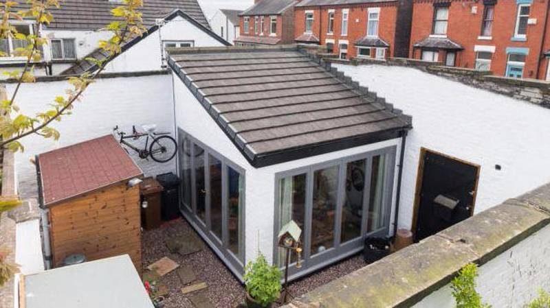 Britain's Smallest House On Sale For Just £70,000