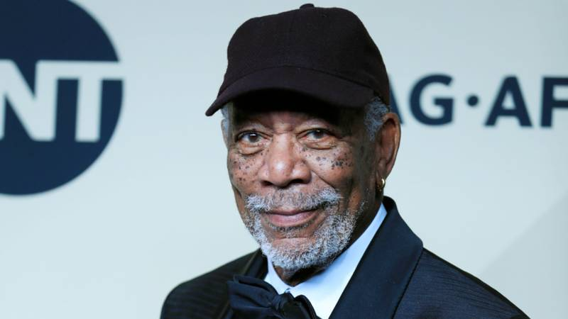 Morgan Freeman Breaks Silence On Relationship With Murdered Step-Granddaughter E'Dena Hines