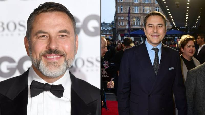 David Walliams Wore A 'Racially Insensitive' Costume For Halloween