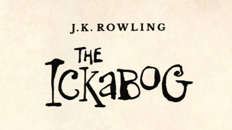 J.K. Rowling Releasing Brand New Children's Book Online For Free