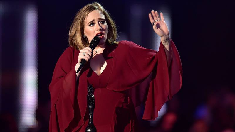 Adele Rips In To Security Guard For Telling Fans To Sit Down
