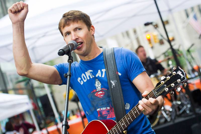 James Blunt Is The King Of Twitter, Yeah?